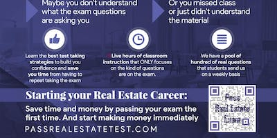 Real Estate Exam Prep