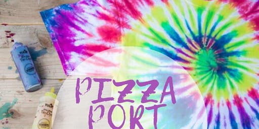 Tie-Dye with Pizza Port Brewing Co.!