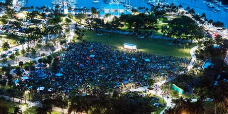Coconut Grove Fourth of July Concert & Fireworks Show billets