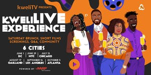kweliLIVE Screening Tour - NYC