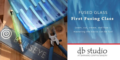 First Fusing Class | Fusing Glass at db Studio