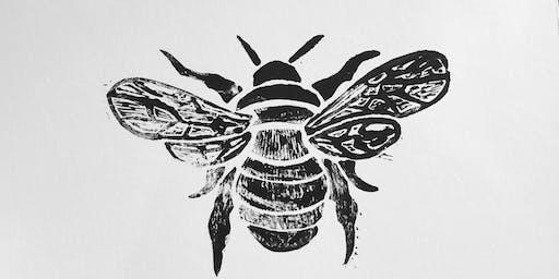 Flower & Twig:  The Buzz on Pollinators