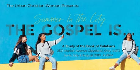 Summer In The City: The Gospel Is tickets