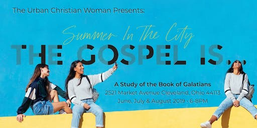 Summer In The City: The Gospel Is