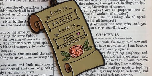 Love is Patient 5K, 10K, 13.1, 26.2 - Charleston