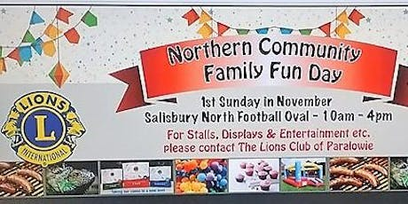 Northern Community Family Fun Day tickets