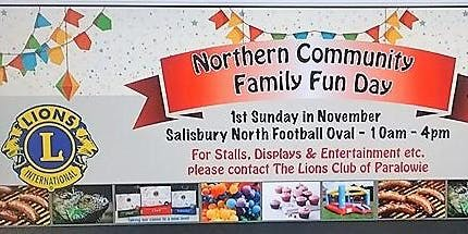Northern Community Family Fun Day