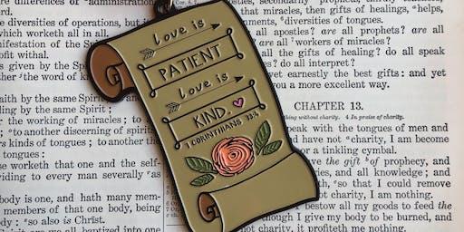 Love is Patient 5K, 10K, 13.1, 26.2 - Olympia