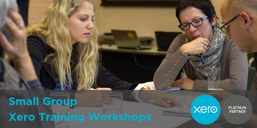 Lower Hutt Complimentary Xero Training Workshop (Intermediate)