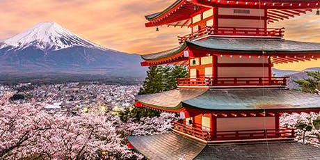 Accelerated Japanese Beginner (1A) August 2019 -Evening tickets