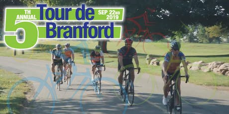 5th Annual Tour de Branford tickets
