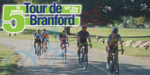 5th Annual Tour de Branford