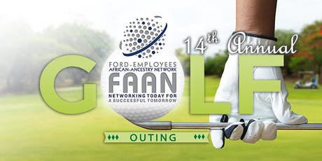 14th Annual FAAN Golf Outing tickets