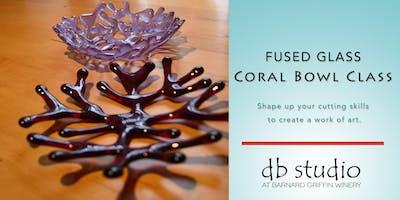 Coral Bowl Class   Fusing Class at db Studio