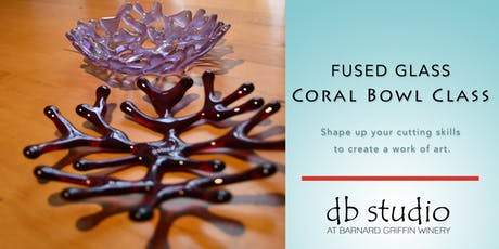 Coral Bowl Class | Fusing Class at db Studio tickets