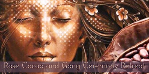 Rose Cacao and Gong Ceremony in CdA