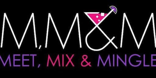 FGI Presents: Meet, Mix & Mingle with SEEN magazine.