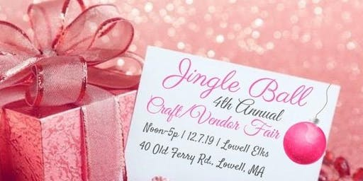 Jingle Ball 4th Annual Craft/Vendor Fair