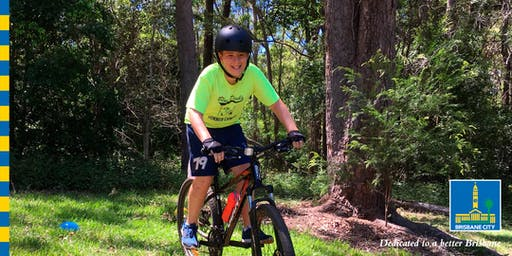 Intermediate junior mountain bike skills