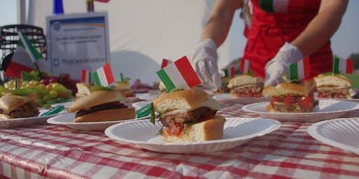 Italian BBQ - East Coast Park
