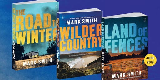 Author Talk: Mark Smith
