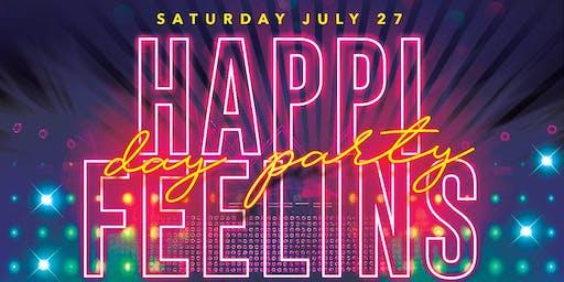 HAPPI FEELIN'S-DAY PARTY