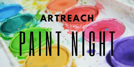 Paint Nights at ArtReach tickets