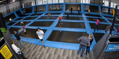 Trampoline park & dodgeball at House of Air [Presidio]  tickets
