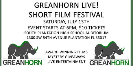 Greanhorn Live! tickets