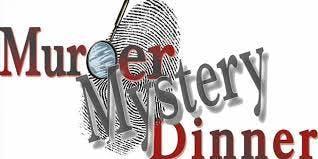 Halloween Murder Mystery Dinner & Show