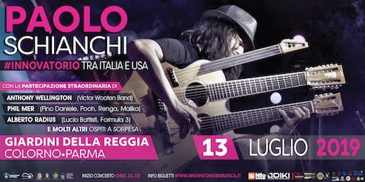 PAOLO SCHIANCHI e l'INNOVATORIO DI MUSICA - Tra Italia e Stati Uniti