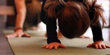 Family Yoga with Zooga Yoga Culver City