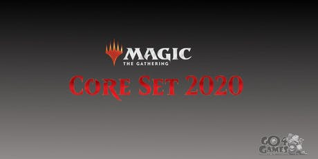 Core Set 2020 Draft tickets