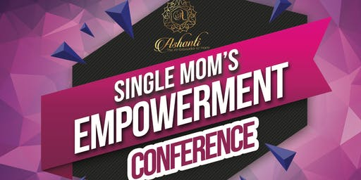 Single Mom's Conference July 2019