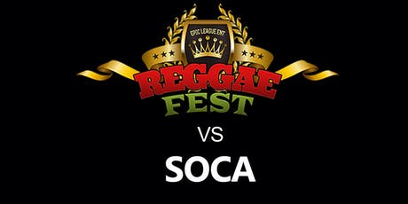 Reggae Fest Vs. Soca at Irving Plaza NYC *July 5th* tickets