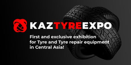 International  Exhibition «KazTyreExpo» tickets