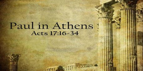 VBS Paul's Dangerous Journey to Athens Registration Form tickets