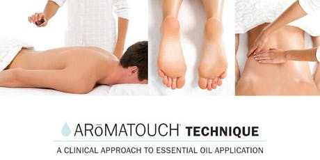 Aromatouch Certification - Yass tickets