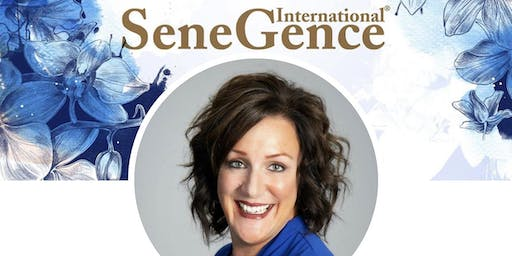 SeneGence Corporate Training & Opportunity Event with Pamela Foti