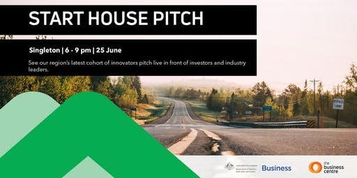 Start House Pitch Night - Singleton