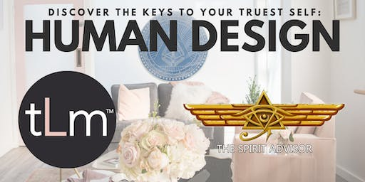 Human Design: Discover the Keys to your Truest Self @ The London Method