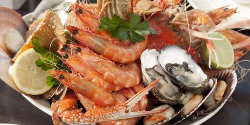 Christmas Day Seafood Buffet Lunch