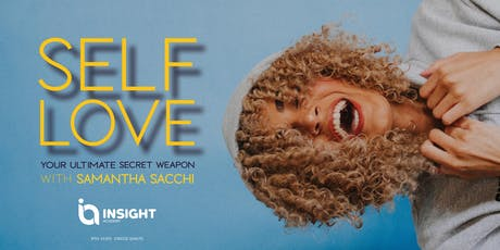 Self-Love: Your Ultimate Secret Weapon tickets