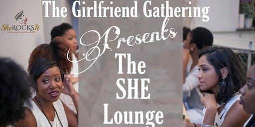 The SHE Lounge Suburban Location