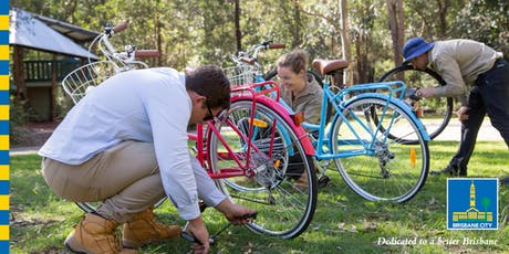 Learn to maintain your bike for free  tickets