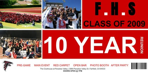 FHS 09' | 10 YEAR REUNION