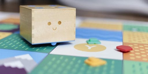 Coding with Cubetto
