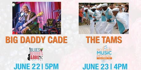 BBB and RMF Big Daddy Cade and The TAMS tickets