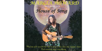 Marcia Howard, House of Song Show, F Project Art G