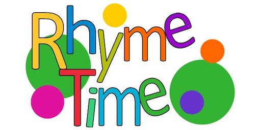 Rhyme time at Colac Library